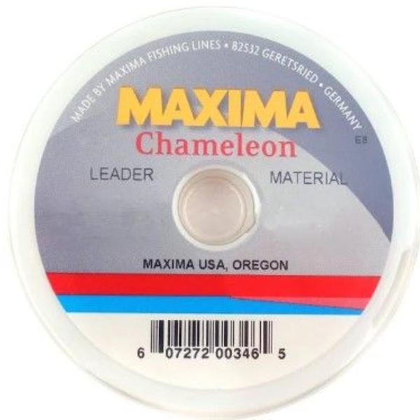 MAXIM Maxima LEADER  CHAMELEON 25LB 27YD