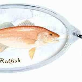 Wind River Gear Key Chain - Redfish