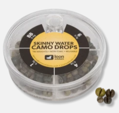 Loon Outdoors Loon Skinny Water camo Drops  - 4 Division