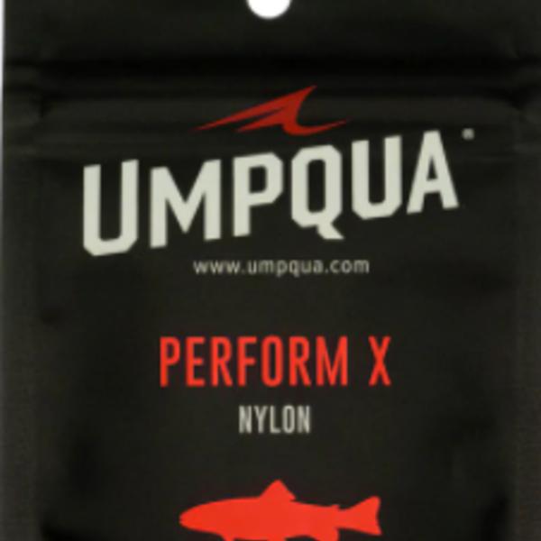 UMPQUA PERFORM X POWER TAPER TROUT LEADER 9' - 3X