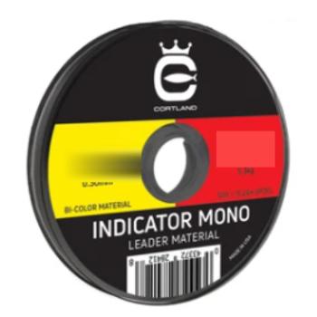 Cortland CORTLAND INDICATOR MONO BI-COLOR .014 13.9 LBS