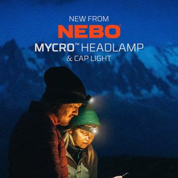 NEBO TRUE UTILITY NEBO Mycro Headlamp 400 lumens