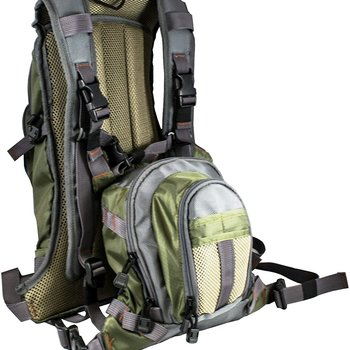 South Fork/New Phase Wading Backpack with Chest Pack