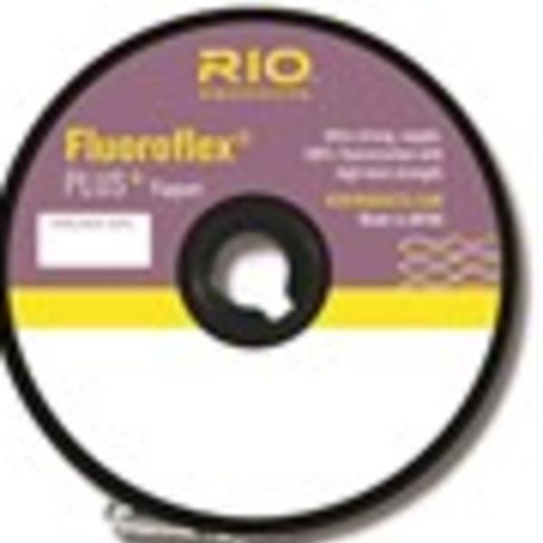 RIO FLUOROFLEX PLUS TIPPET 30YD 5X 5LB