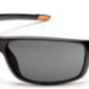 SunCloud SUNCLOUD COVER 2.00 BLACK POLARIZED GRAY
