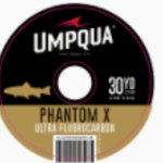UMPQUA UMPQUA - PHANTOM X FLUOROCARBON TIPPET (30YDS) - 5x