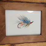 Watercolor Fly - Hand drawn - Albers
