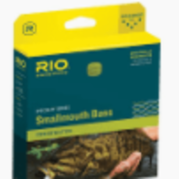 RIO RIO SMALLMOUTH BASS WF6F BRONZE/BEIGE