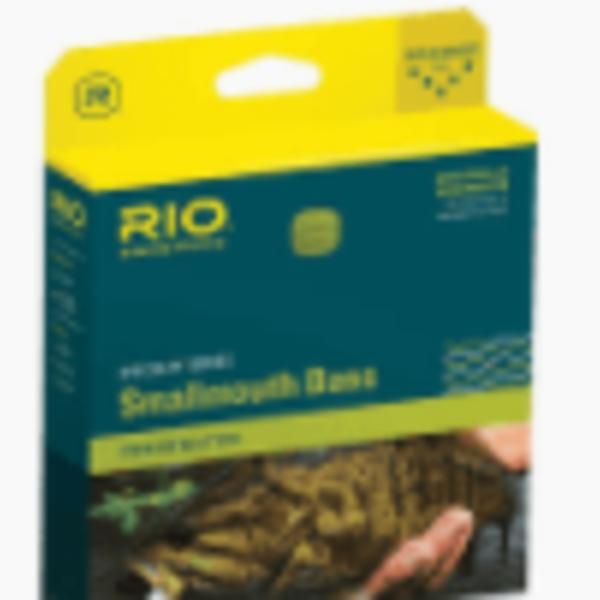 RIO RIO SMALLMOUTH BASS WF6F BRONZE/BEIGE