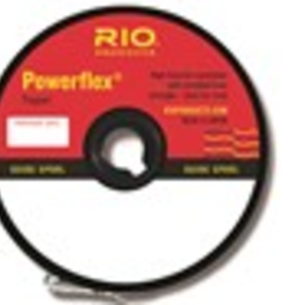 RIO POWERFLEX 4X TIPPET 30YD  6.4LB