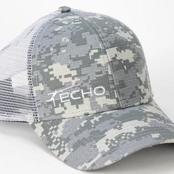 Echo ECHO DIGITAL SKY CAMO TRUCKER HAT