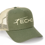 Echo ECHO MAN HAT OLIVE/TAN