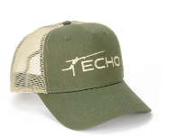 Echo ECHO MAN HAT OLIVE/TAN