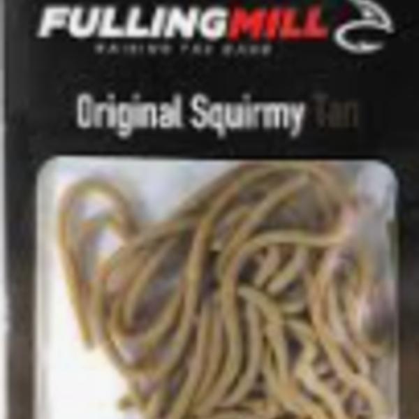Fulling Mill Original Squirmy tan