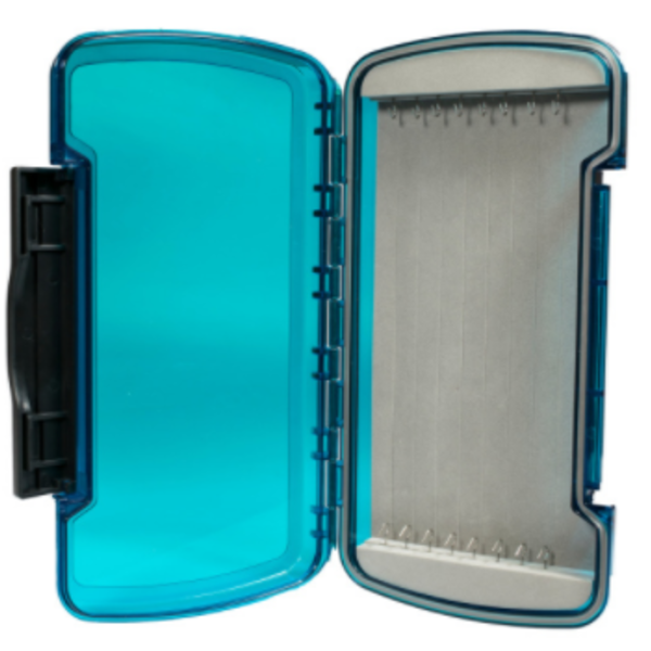 South Fork/New Phase Teton Articulated Fly Box Blue