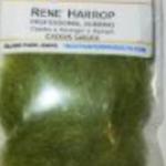 TROUTHUNTER RENE HARROP DUBBING - CADDIS GREEN