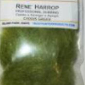 TROUTHUNTER TROUTHUNTER RENE HARROP DUBBING - CADDIS GREEN