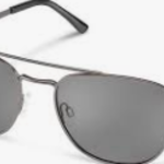 SunCloud DEL RAY GOLD POLARIZED GRAY GREEN