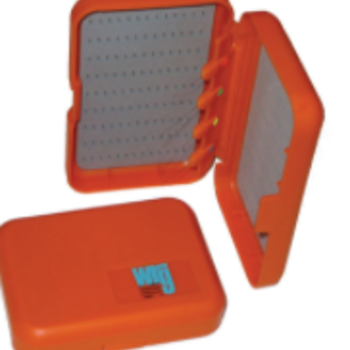 Wind River Gear Wind River Gear - Threader Fly Box Orange