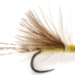 Fulling Mill Blue Winged Olive CdC Barbless sz 17