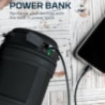 NEBO NEBO BIG POPPY RECHARGEABLE LANTERN POWER BANK -NO BOX