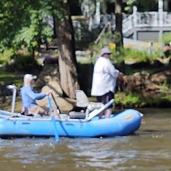 Guided  Float trip - 1 or 2 Anglers