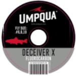 UMPQUA UMPQUA - DECEIVER X FLUOROCARBON TIPPET (50YDS) - 7X