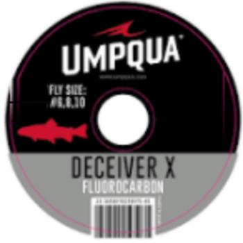UMPQUA DECEIVER X FLUOROCARBON TIPPET (50YDS) - 7X