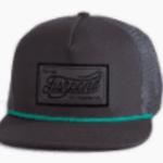 Fishpond Heritage Trucker Hat - Slate