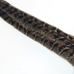 "RINGNECK PHEASANT SIDE TAILS - 6 tails - 12"" to 14"" Black"