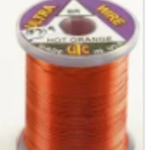 UTC ULTRA WIRE, SMALL HOT.ORANGE METALLIC