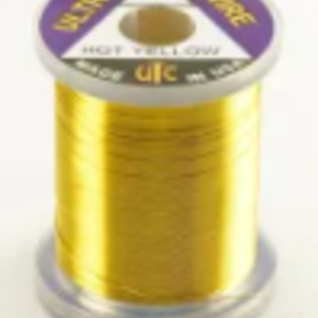 UTC ULTRA WIRE, SMALL HOT YELLOW METALLIC