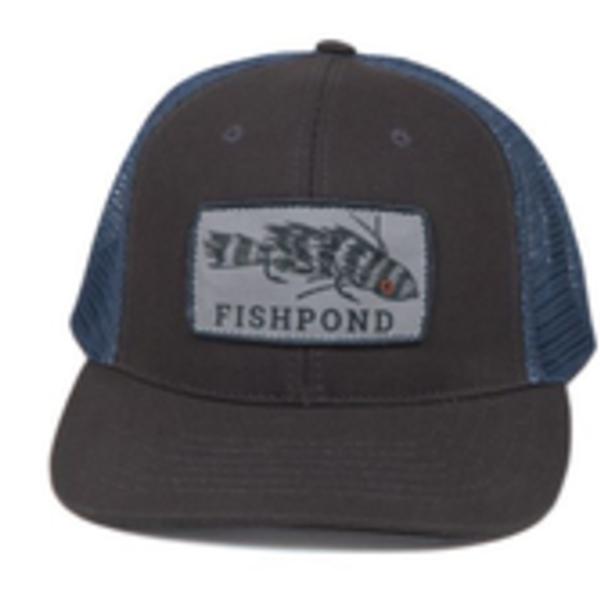 Fishpond Meathead Hat Charcoal/Slate