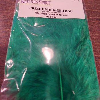 PREMIUM BUGGER BOU-79a Flourecent Green