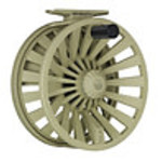 Redington Behemoth Fly Reel 4/5 - Desert Tan