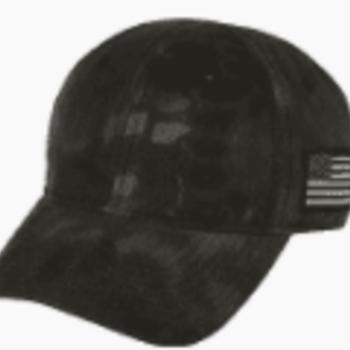 Outdoor Cap Outdoor Cap TAC-600-T Cap Kryptec