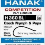 Hanak HANAK HOOK H 360 BL SZ 14 -  QTY 25