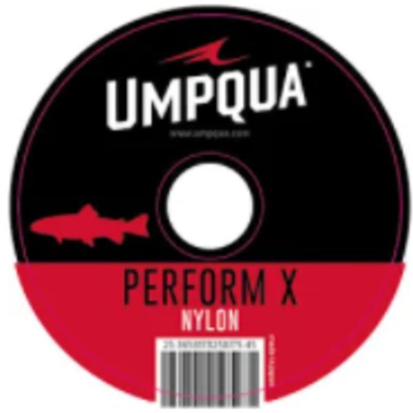UMPQUA UMPQUA - PERFORM X TROUT NYLON TIPPET (30YDS) - 5X