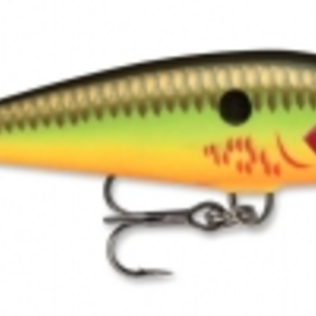 RAPALA F03  BHQ- BlEEDING HOT OLIVE
