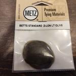METZ BETTS STANDARD Z-LON LT OLIVE