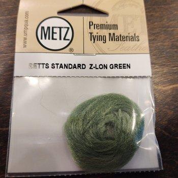 METZ BETTS STANDARD Z-LON LT GREEN