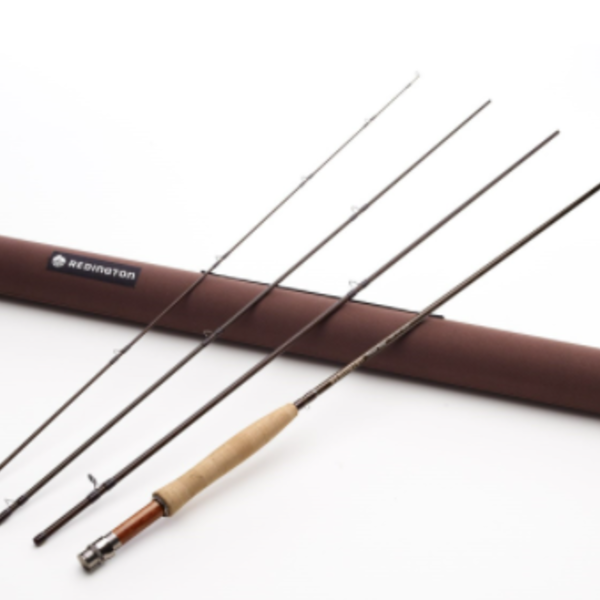RED 376-4 CLASSIC TROUT ROD W/TUBE 4PC 3WT 7'6