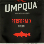 UMPQUA PERFORM X POWER TAPER TROUT LEADER 7.5' - 5X