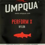 UMPQUA PERFORM X POWER TAPER TROUT LEADER 7.5' - 3X