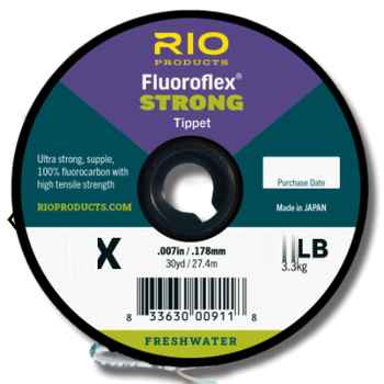 RIO FLUOROFLEX  STRONG 7X 100 YARDS