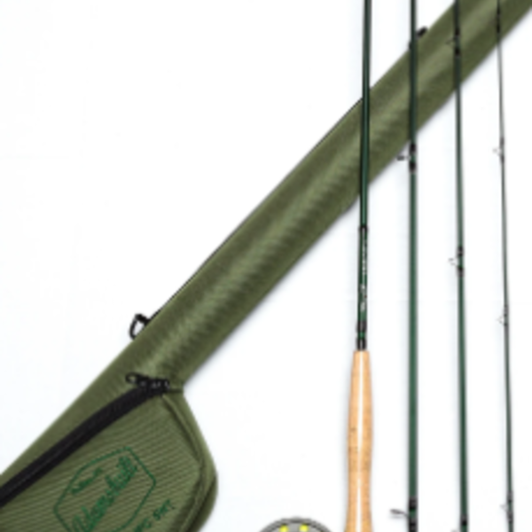Adamsbuilt FLY COMBO Ready to Fish  9 FT 5/6 WT with Reel, Line, Case