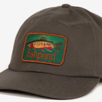 Fishpond GOLDEN TROUT HAT FULL BACK MOSS