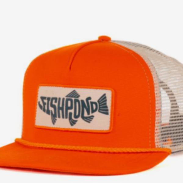 Fishpond PESCADO HAT - CUTTY ORANGE