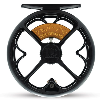 Ross Reels Colorado 4/5 Matte Black