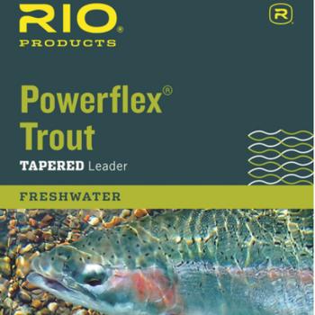 RIO Powerflex Taper Leader 7.5Ft 6X